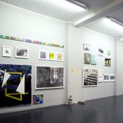 inst view_Ventotto, Group Show, Project Show, 2012, installation view; courtesy Otto Zoo_023_web