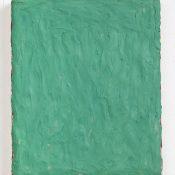 Maria Morganti, Straificazione, 2011, #3, 2011, pongo on wood, 18 x 22 cm. Courtesy Otto Zoo