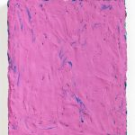 Maria Morganti, Stratificazione 2011 #2 Venezia, 2011, plasticine on wood, 18 x 22 cm. Courtesy Otto Zoo