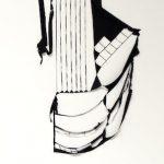 Marion Baruch, Ready Resti, 2013, fabrics, 140x200 cm, MAMbo. Courtesy Otto Zoo.