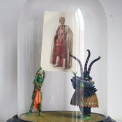 Sebastiano Mauri, Alien, 2010, mixed media, 25 x 25 x 30 cm. Courtesy Otto Zoo