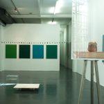 Maria Morganti, Pronuncia i tuoi colori, 2015, installation view. Courtesy OttoZoo
