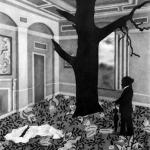 Eva Marathaki, I'm nobody too III, 2010, pencil on paper, 50 x 80 cm. Courtesy Otto Zoo.