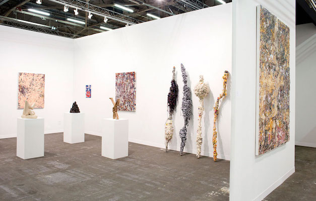 The Armory show with Galeria Sultana