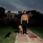 Bharat Sikka, Papa Ji (dog), 2001, archival inkjet print, 110 x 90 cm ed. 2 of 6. Courtesy Otto Zoo