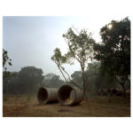 Bharat Sikka, Park, Mehrauli, New Delhi, 2007, archival inkjet print, 113 x 140cm ed. 3 of 6. Courtesy Otto Zoo