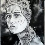Chitra Ganesh, Seetha Devi. Courtesy Otto Zoo
