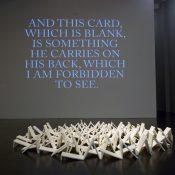 inst view_Burn Breathe, Marina Berio and Lidia Sanvito, 2010, installation view; courtesy Otto Zoo_003_web