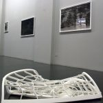Burn Breathe, Marina Berio and Lidia Sanvito, 2010, installation view. Courtesy Otto Zoo