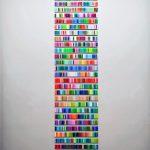 Maria Morganti, Un Diario Tira L'altro, installation view. Courtesy Otto