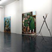 NUN, Gregory Forstner and Gian Domenico Sozzi, 2009, installation view. Courtesy Otto Zoo