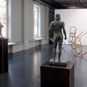 T-yong Chung, 2011, installation view. Courtesy Otto Zoo