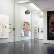 The Phenomenal World, 2012, installation view. Courtesy Otto Zoo