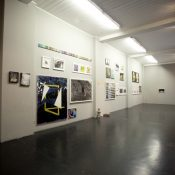Ventotto, Group Show, Project Show, 2012, installation view. Courtesy Otto Zoo