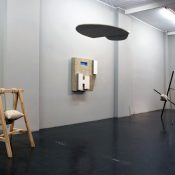 inst view_steel and freedom, 2013, installation view; courtesy Otto Zoo_2_web