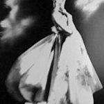 Lillian Bassman, Silk Organdie, Barbara Mullen, New York, 1956, 28 x 36cm, gelatin silver print, edition 2:25. Courtesy Otto Zoo