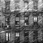 Paul Himmel, Boy In Window, gelatin silver print, 37 x 48 cm, signed(framed). Courtesy Otto Zoo
