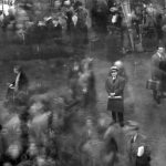 Paul Himmel, Grand Central 3, gelatin silver print, 48 x 58 cm, signed(framed). Courtesy Otto Zoo