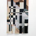 Meris Angioletti, Arcano II, 2017, tapestry cotton, ed. 1/3, 135 x 218 cm. Courtesy Otto Zoo. Ph. Luca Vianello