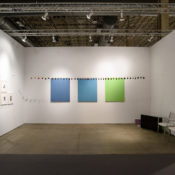EXPOCHGO, 2015, installation view at the fair. Courtesy Otto Zoo
