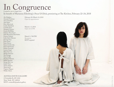in congruence, alyssa davis gallery, new york