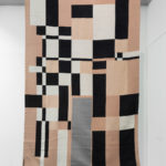 Meris Angioletti, Arcano II, 2017, tapestry, cotton, 135x218 cm, ed. 1:3. Courtesy Otto Zoo. Ph. Ugo Dalla Porta