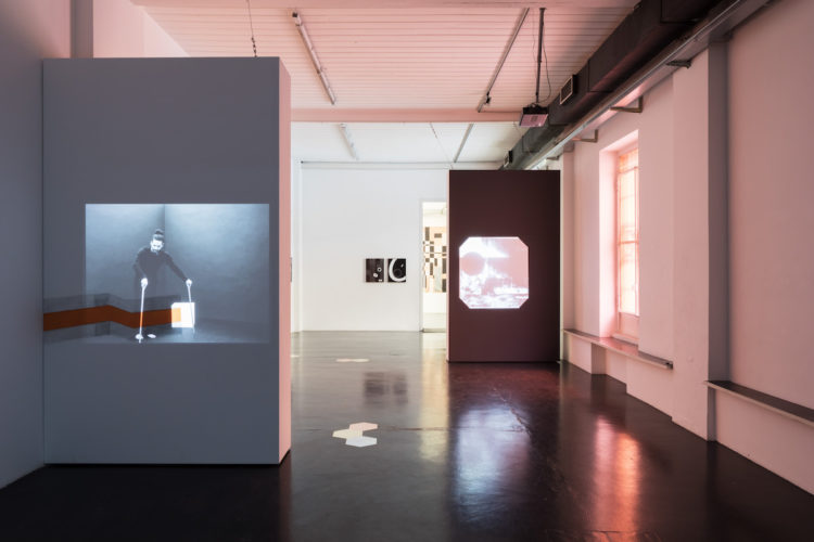 OZ_Meris Angioletti, Forme-pensiero, installation view at Otto Zoo. Ph. Ugo Dalla Porta