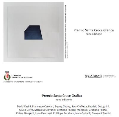Premio Santa Croce Grafica, Villa Pacchiani, Santa Croce sull'arno