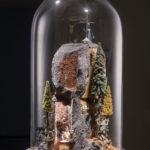 Sebastiano Mauri, Untitled - Gods versus Aliens, 2013, mixed media, 45,55x72 cm. Courtesy Otto Zoo