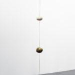 Giampiero Milella, Il Planetario di Penelope, 2010, steel, stones from Itaca's sea, variable dimensions. Courtesy Otto Zoo. Ph. Luca Vianello