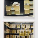 Giulio Squillacciotti, San Vincenzo al Volturno, IV #35A, 2009, print, 50x75 cm, ed. 1/5. Giulio Squillacciotti, San Vincenzo al Volturno, IV #25A, 2009, print, 50x75 cm, ed. 1/5. Courtesy Otto Zoo. Ph. Luca Vianello.