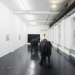 OZ_Davide Rivalta, Passaggi, installation view. 5. Courtesy Otto Zoo. Ph. Luca Vianello.