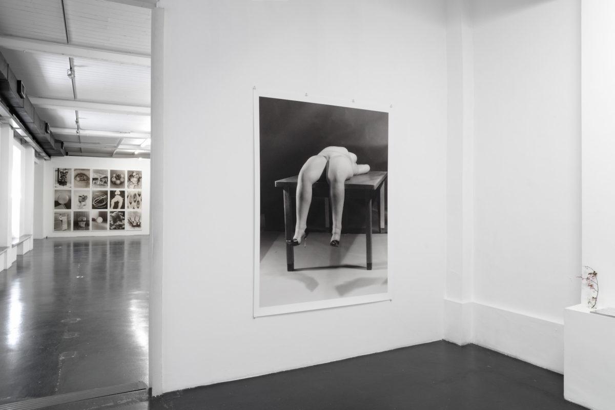 Italy. Milan. 2019. Ottozoo gallery. Paul Kooiker exhibition.