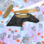 #32, gouache on paper, 35x27 cm